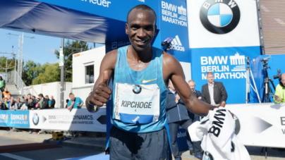 Eliud Kipchoge busca alcanzar el Récord Mundial de Maratón en Berlín