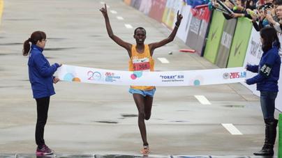 Atletas de Etiopía y Kenia confirmados para los 21k de Buenos Aires