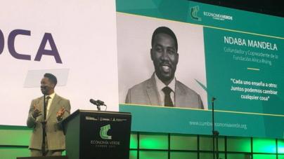 "Majo Rutilo: ""Cumbre de Economía Verde en Córdoba."""