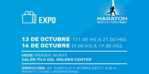 Hoy comienza la Expo Maratón Internacional de Buenos Aires 2017