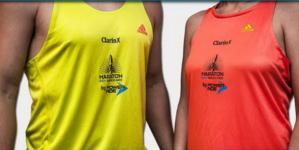 Se presentaron las remeras y recorrido oficial del Maratón de Buenos Aires 2017