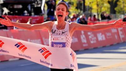 Galen Rupp le hizo frente a la legión africana y se quedó con el Maratón de Chicago