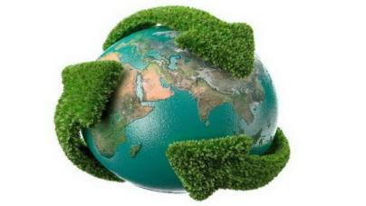 """Majo Rutilo: """"Reciclando ayudamos al planeta."""""""