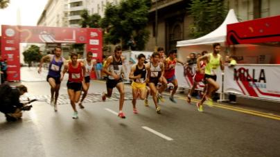 "Alberto Cabaleiro: ""La Importancia de correr distancias cortas."""