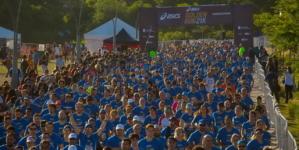 La ASICS Golden Run Buenos Aires culminó con una gran convocatoria