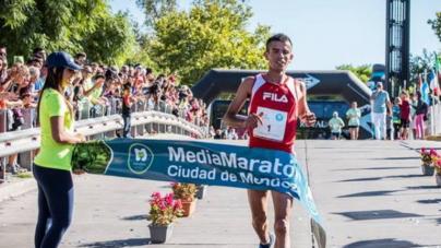 """Gustavo Frencia: """"Tengo una buena sensación de cara al Medio Maratón de Nueva York."""""""