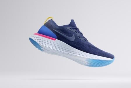 Nike Epic React, la nueva tecnología presentada por Nike