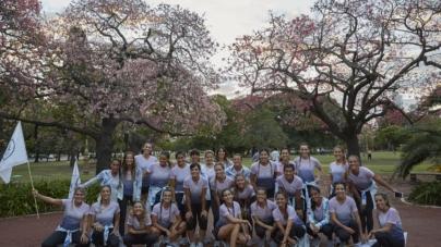 adidas cierra el mes de la mujer con un entrenamiento que conecta con la energía