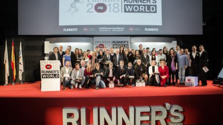 Premios Runner's World España, la gran fiesta del running