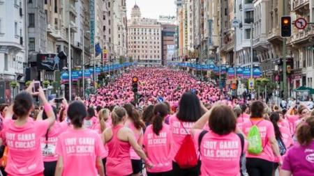 Carrera de la Mujer en España