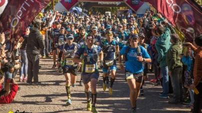 Gustavo Reyes y Verónica Ramírez se adjudicaron las 100 Millas de Patagonia Run MHW