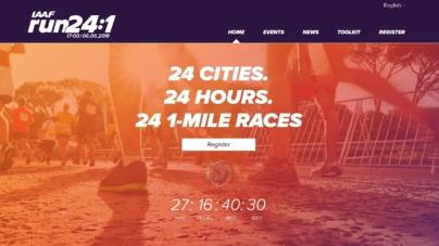 Buenos Aires en el Día Mundial del Running
