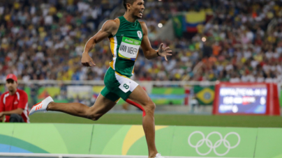 Van Niekerk cree que puede dominar por 10 años mas