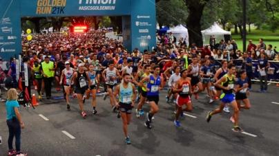 ASICS Golden Run reunió a 8000 corredores