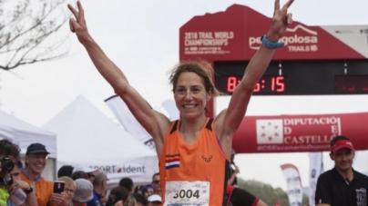 Ragna Debats: de domar caballos a ser campeona del mundo de trail.