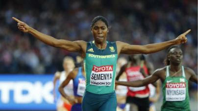 Caster Semenya desafiará a la IAAF en tribunales