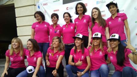 600 kilómetros, 50 mujeres para dar visibilidad a la mujer en el deporte