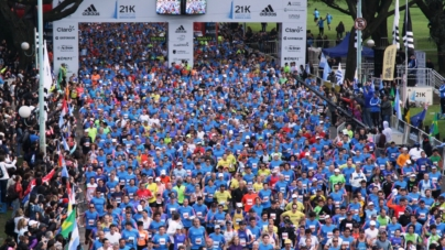 Más números: estadísticas por edad del Medio Maratón