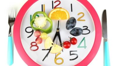 #Nutrición: A la hora de comer, que sea de manera ordenada