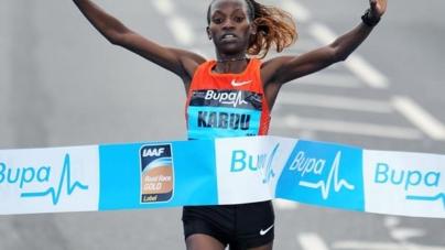 Lucy Kabuu suspendida dos año por doping positivo