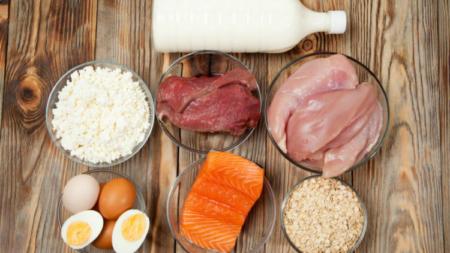 #Nutrición ¿En que alimentos encontramos proteínas?