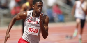 Un récord escolar de Jesse Owens fue batido este fin de semana.