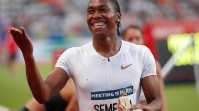 La Corte Suprema suiza suspende la decisión de la IAAF y Caster Semenya podría correr sin medicarse
