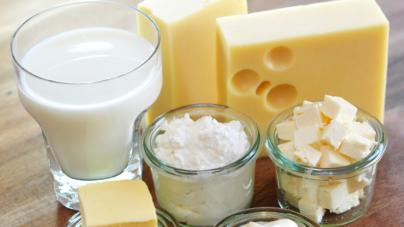 #Nutricion 'Los beneficios de la leche y sus derivados'