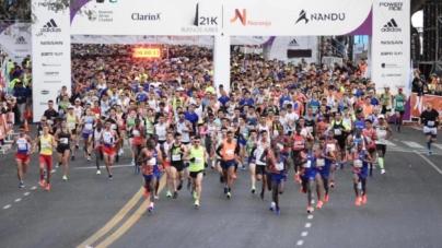 Nuevo récord de circuito en los 21K de Buenos Aires