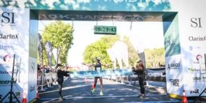 Federico Bruno Campeón nacional de 10km en ruta