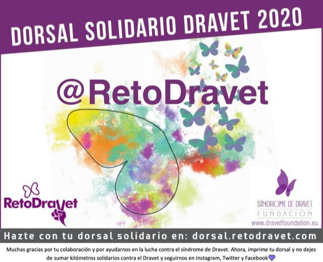 Sumate a la 1° Carrera Virtual  y por relevos de RetoDravet