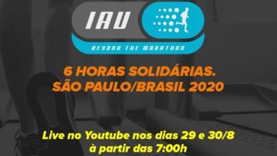 Desafío solidario IAU – 6H GLOBAL SOLIDARITY RUN en Brasil