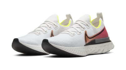 NIKE REACT INFINITY RUN: el calzado que te mantiene corriendo