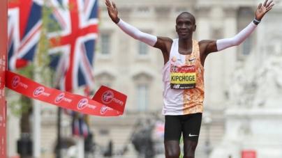 Brigid Kosgei, Eliud Kipchoge y Kenenisa Bekele confimados para el Maratón de Londres