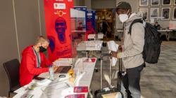 Los atletas de élite comienzan a llegar para el Maratón de Londres Virgin Money 2020