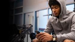"""Karina Saavedra: """"El G-Shock GBD H 1000 es el nuevo reloj ideal para los corredores"""""""