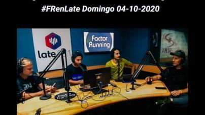 [PROGRAMA COMPLETO] #FRenLate Domingo 04-10-2020
