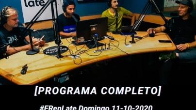 [PROGRAMA COMPLETO] #FRenLate Domingo 11-10-2020