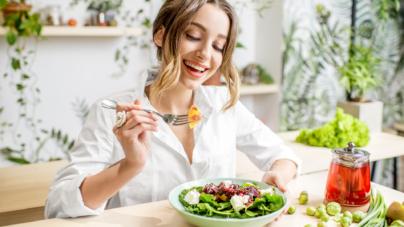 #Nutricion La alimentación de la mujer
