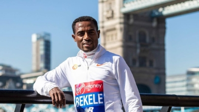 La carrera del año tendra que esperar,  Bekele se baja del Maratón de Londres