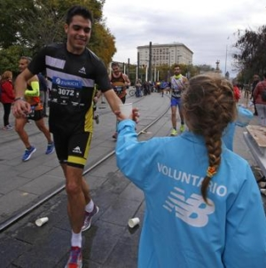 #Nutricion Hidratación y reposición de energía durante un maratón
