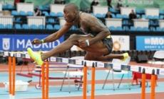 Holloway bate el récord mundial de 60m c/vallas en pista cubierta en Madrid
