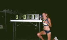 Konstanze Klosterhalfen batió el récord alemán de 10000mt