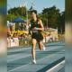 Federico Bruno batío el récord argentino de 1500mt