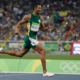 Van Niekerk suma confianza al ganar los 200mt en el ASA Athletix Invitational