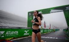 Molly Seidel 1:08:29 en el Medio Maratón de Atlanta