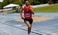 Récord argentino de Federico Bruno en el 101° Campeonato Nacional de Mayores
