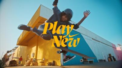 """""""Play New"""": la nueva campaña de Nike"""