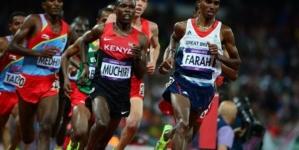 Mo Farah en el equipo británico para la Copa de Europa de 10.000mt
