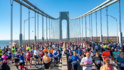 TCS New York City Marathon contará con 33.000 corredores